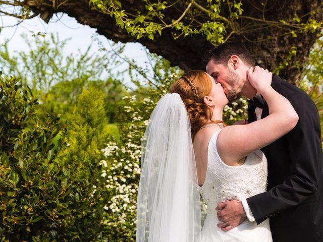 Le mariage de Nicolas et Justine à Crochte, Nord 15