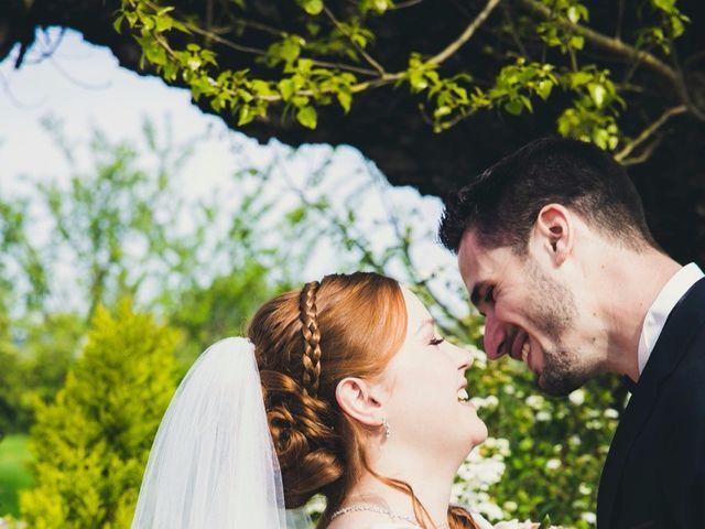 Le mariage de Nicolas et Justine à Crochte, Nord 16