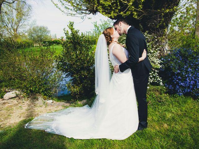 Le mariage de Nicolas et Justine à Crochte, Nord 17