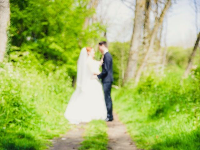 Le mariage de Nicolas et Justine à Crochte, Nord 22