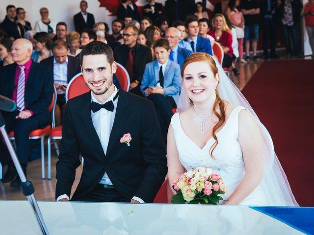 Le mariage de Nicolas et Justine à Crochte, Nord 32