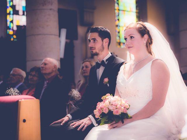 Le mariage de Nicolas et Justine à Crochte, Nord 35