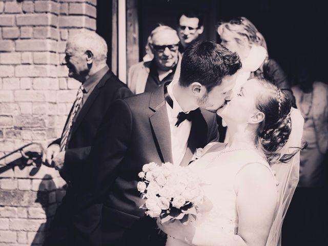 Le mariage de Nicolas et Justine à Crochte, Nord 38