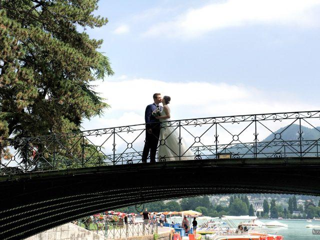 Le mariage de Philippe et Léa à Giez, Haute-Savoie 11
