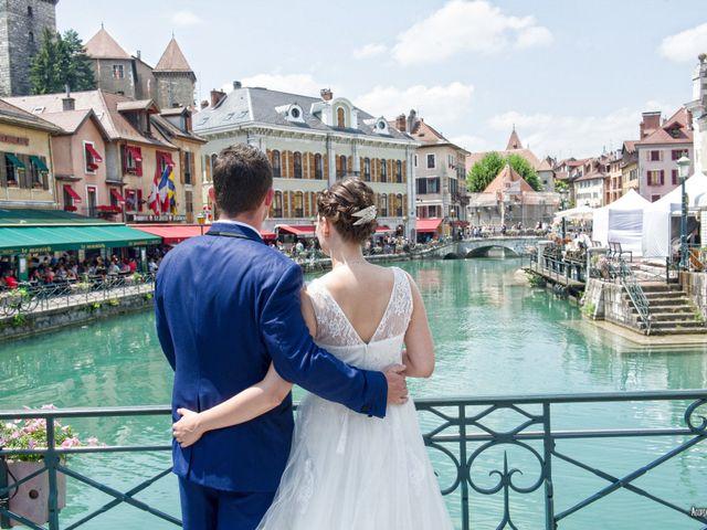 Le mariage de Philippe et Léa à Giez, Haute-Savoie 13