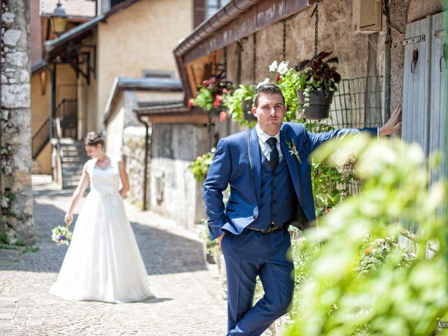 Le mariage de Philippe et Léa à Giez, Haute-Savoie 1