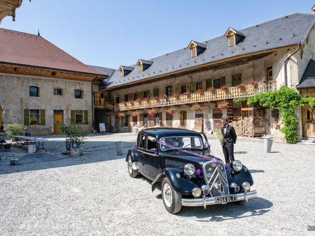 Le mariage de Philippe et Léa à Giez, Haute-Savoie 16