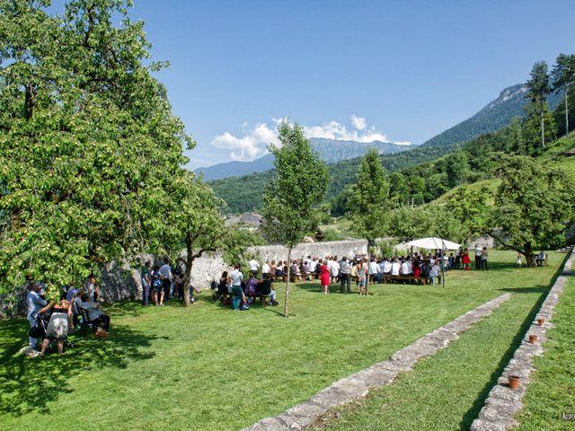Le mariage de Philippe et Léa à Giez, Haute-Savoie 20