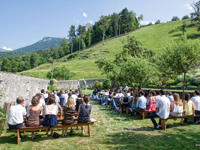 Le mariage de Philippe et Léa à Giez, Haute-Savoie 21