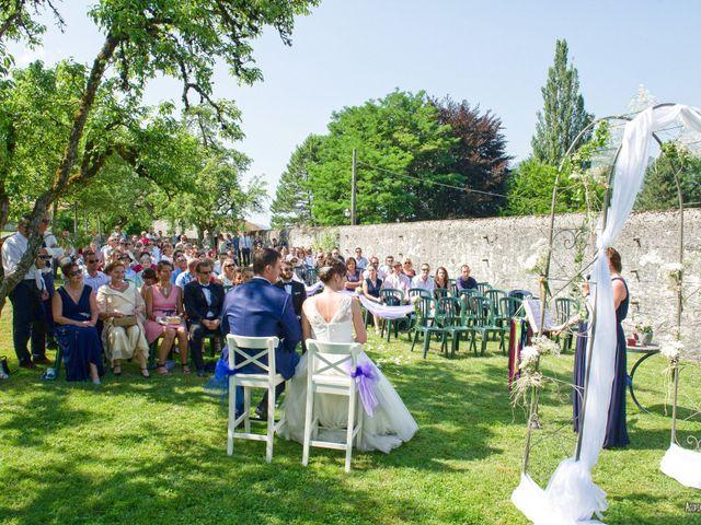 Le mariage de Philippe et Léa à Giez, Haute-Savoie 24
