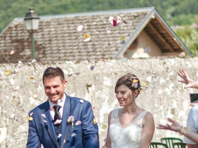 Le mariage de Philippe et Léa à Giez, Haute-Savoie 30