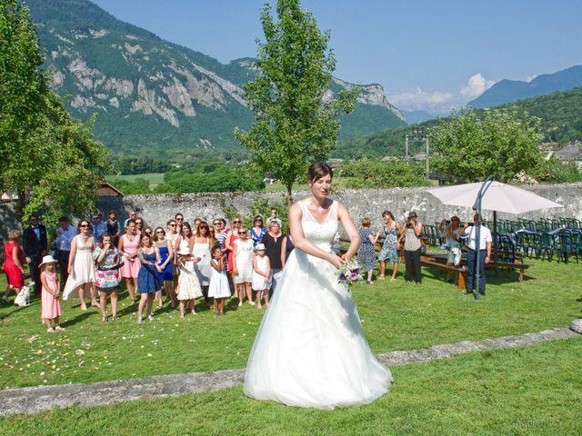 Le mariage de Philippe et Léa à Giez, Haute-Savoie 31