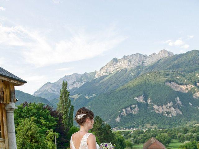 Le mariage de Philippe et Léa à Giez, Haute-Savoie 35