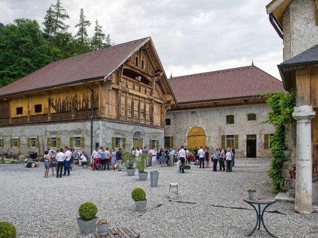 Le mariage de Philippe et Léa à Giez, Haute-Savoie 36