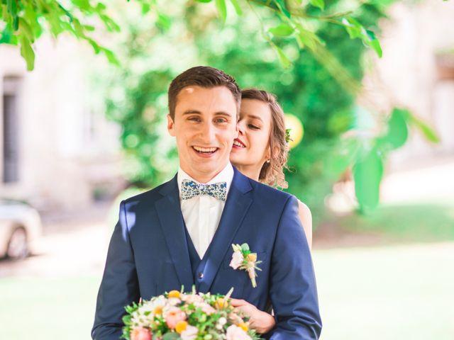 Le mariage de Bastien et Constance à Buzancy, Ardennes 7