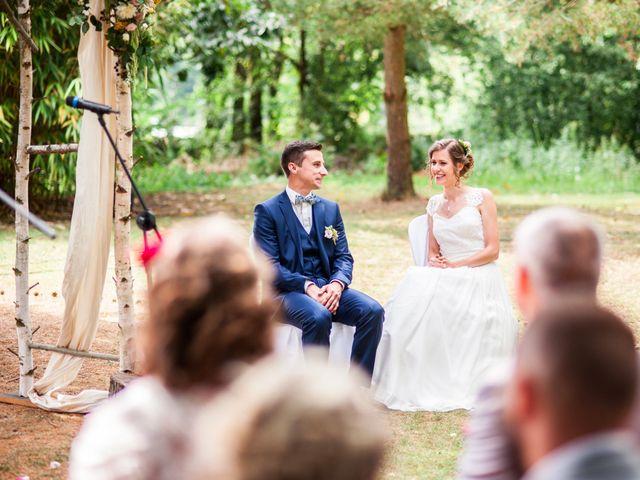 Le mariage de Bastien et Constance à Buzancy, Ardennes 16