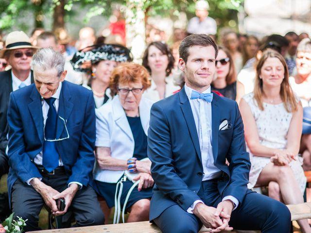 Le mariage de Bastien et Constance à Buzancy, Ardennes 18