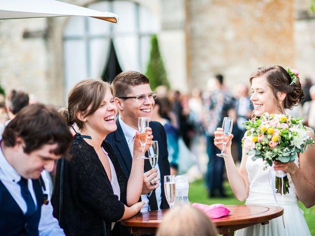 Le mariage de Bastien et Constance à Buzancy, Ardennes 20