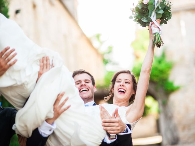 Le mariage de Bastien et Constance à Buzancy, Ardennes 23