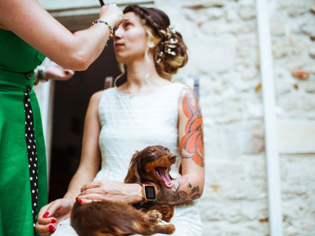 Le mariage de Lhéo et Sarah à Saint-Gilles, Gard 7