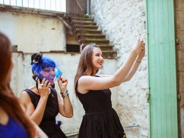 Le mariage de Lhéo et Sarah à Saint-Gilles, Gard 9