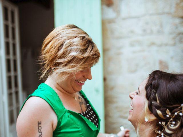 Le mariage de Lhéo et Sarah à Saint-Gilles, Gard 10