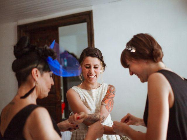 Le mariage de Lhéo et Sarah à Saint-Gilles, Gard 15
