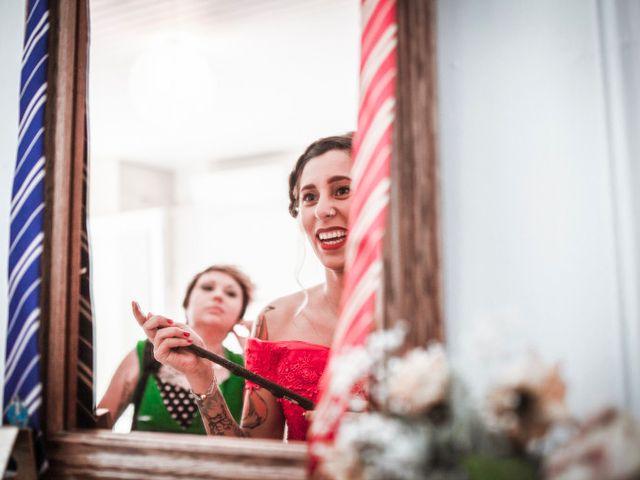 Le mariage de Lhéo et Sarah à Saint-Gilles, Gard 21