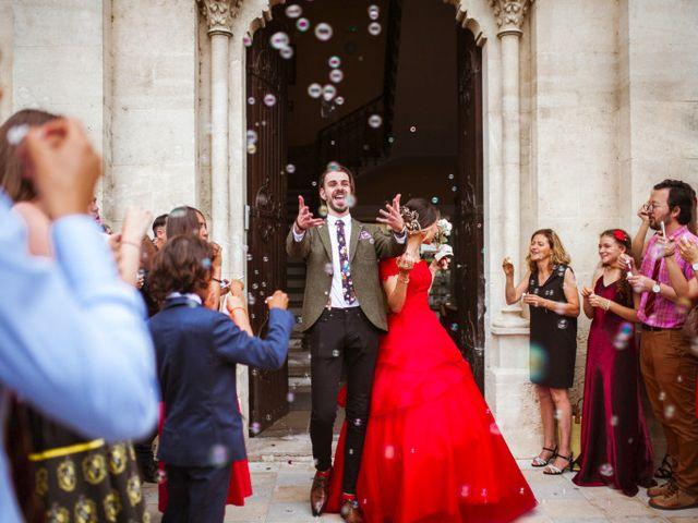 Le mariage de Lhéo et Sarah à Saint-Gilles, Gard 31