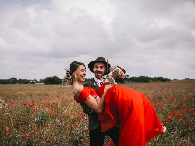 Le mariage de Lhéo et Sarah à Saint-Gilles, Gard 37