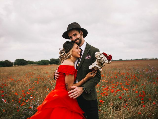 Le mariage de Lhéo et Sarah à Saint-Gilles, Gard 43