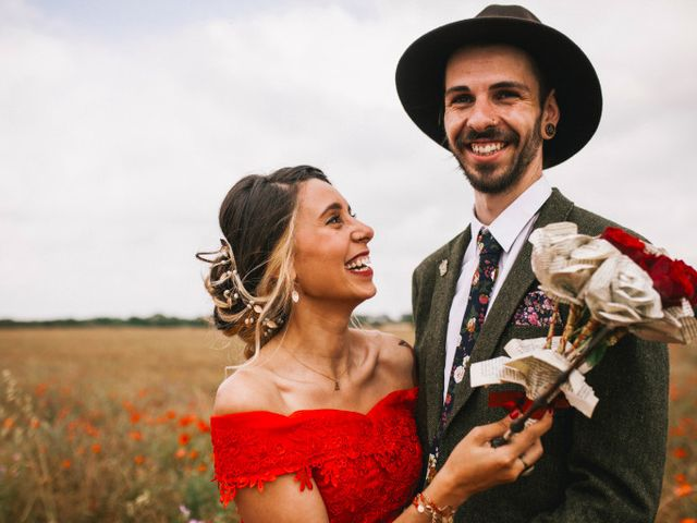 Le mariage de Lhéo et Sarah à Saint-Gilles, Gard 44