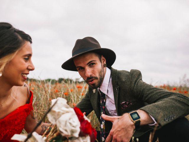 Le mariage de Lhéo et Sarah à Saint-Gilles, Gard 45