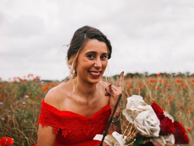 Le mariage de Lhéo et Sarah à Saint-Gilles, Gard 47
