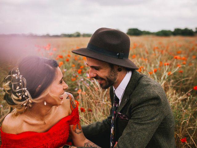 Le mariage de Lhéo et Sarah à Saint-Gilles, Gard 48