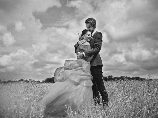 Le mariage de Lhéo et Sarah à Saint-Gilles, Gard 54