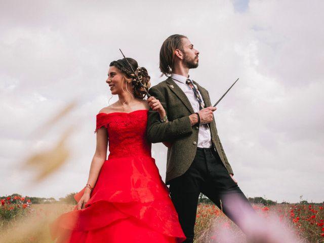 Le mariage de Lhéo et Sarah à Saint-Gilles, Gard 57