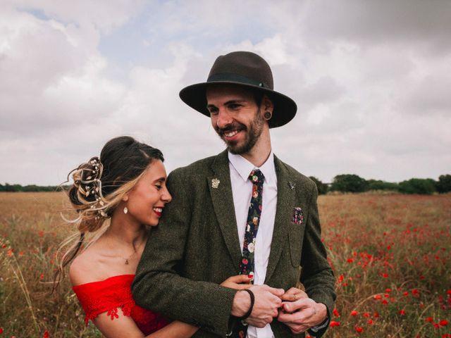 Le mariage de Lhéo et Sarah à Saint-Gilles, Gard 61