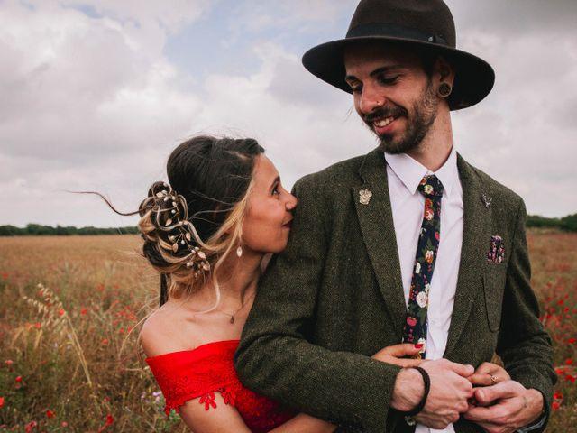 Le mariage de Lhéo et Sarah à Saint-Gilles, Gard 62