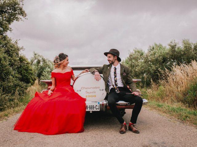Le mariage de Lhéo et Sarah à Saint-Gilles, Gard 67