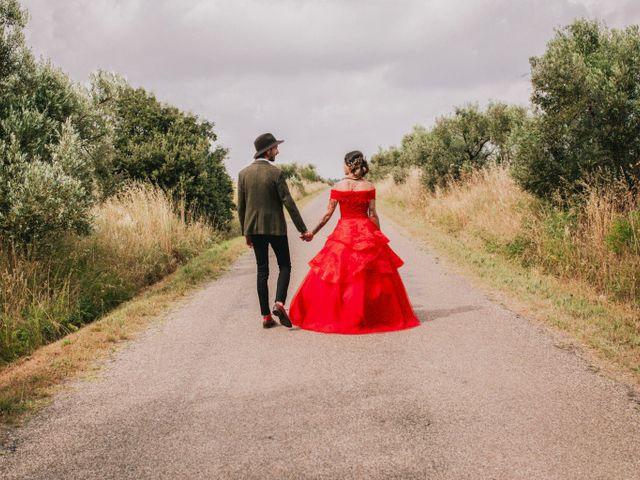 Le mariage de Lhéo et Sarah à Saint-Gilles, Gard 69