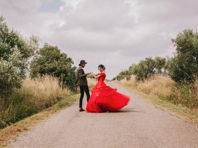 Le mariage de Lhéo et Sarah à Saint-Gilles, Gard 71