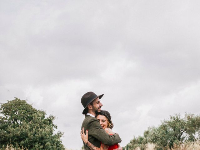 Le mariage de Lhéo et Sarah à Saint-Gilles, Gard 74