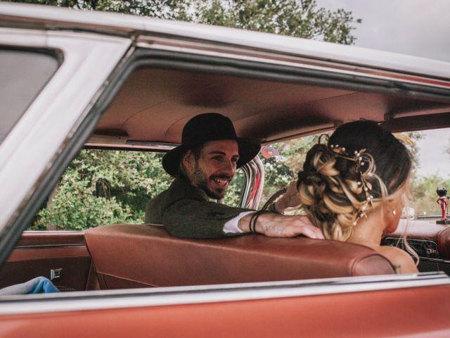 Le mariage de Lhéo et Sarah à Saint-Gilles, Gard 77