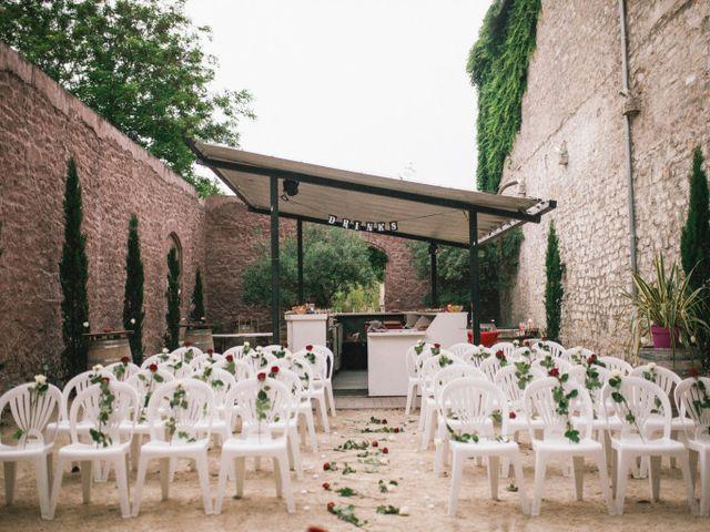 Le mariage de Lhéo et Sarah à Saint-Gilles, Gard 83