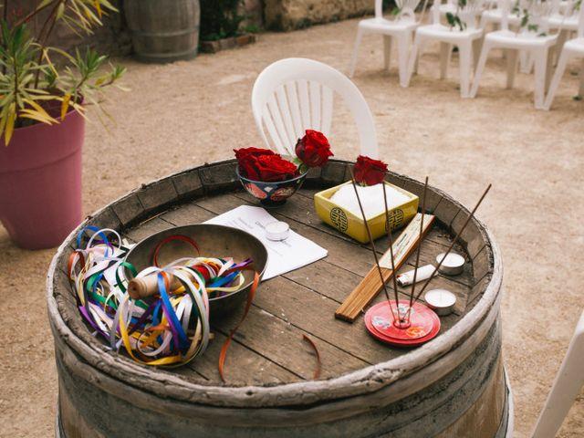 Le mariage de Lhéo et Sarah à Saint-Gilles, Gard 84