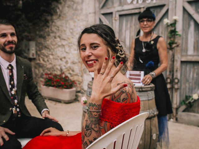 Le mariage de Lhéo et Sarah à Saint-Gilles, Gard 96