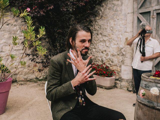 Le mariage de Lhéo et Sarah à Saint-Gilles, Gard 97