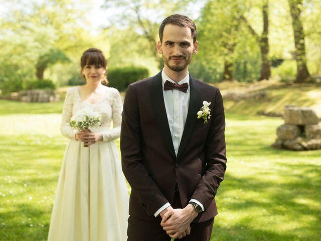 Le mariage de Antoine et Céline à Pont-de-l'Arche, Eure 7