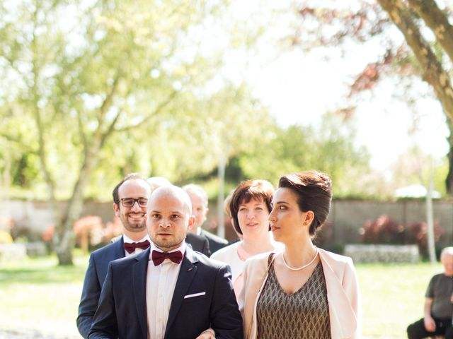 Le mariage de Antoine et Céline à Pont-de-l'Arche, Eure 12